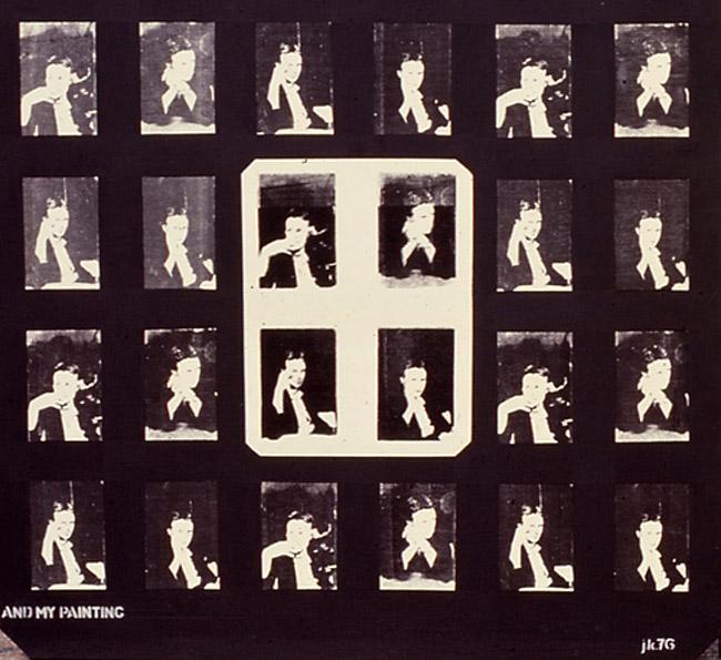 http://www.johnkeaneart.com/assets/images/medjpg/1AndmyPainting1976.jpg