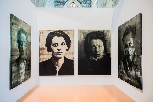 John Keane Shortlisted For Aesthetica Art Prize 2015