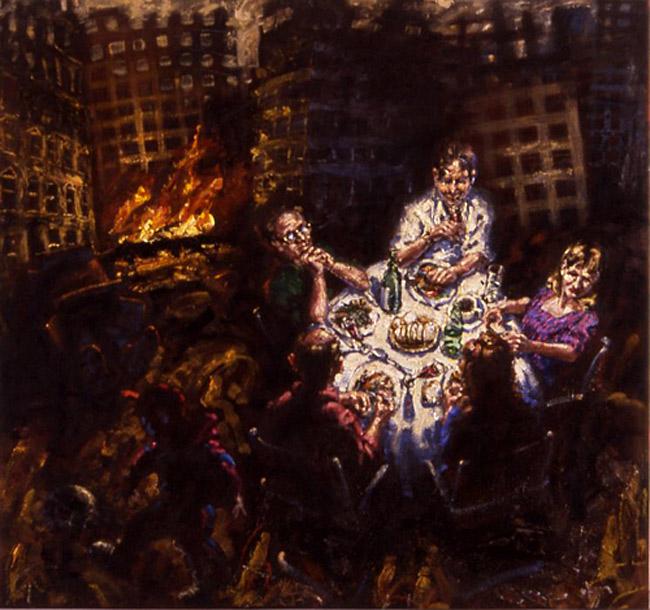 http://www.johnkeaneart.com/assets/images/medjpg/DinnerintheRuins.jpg