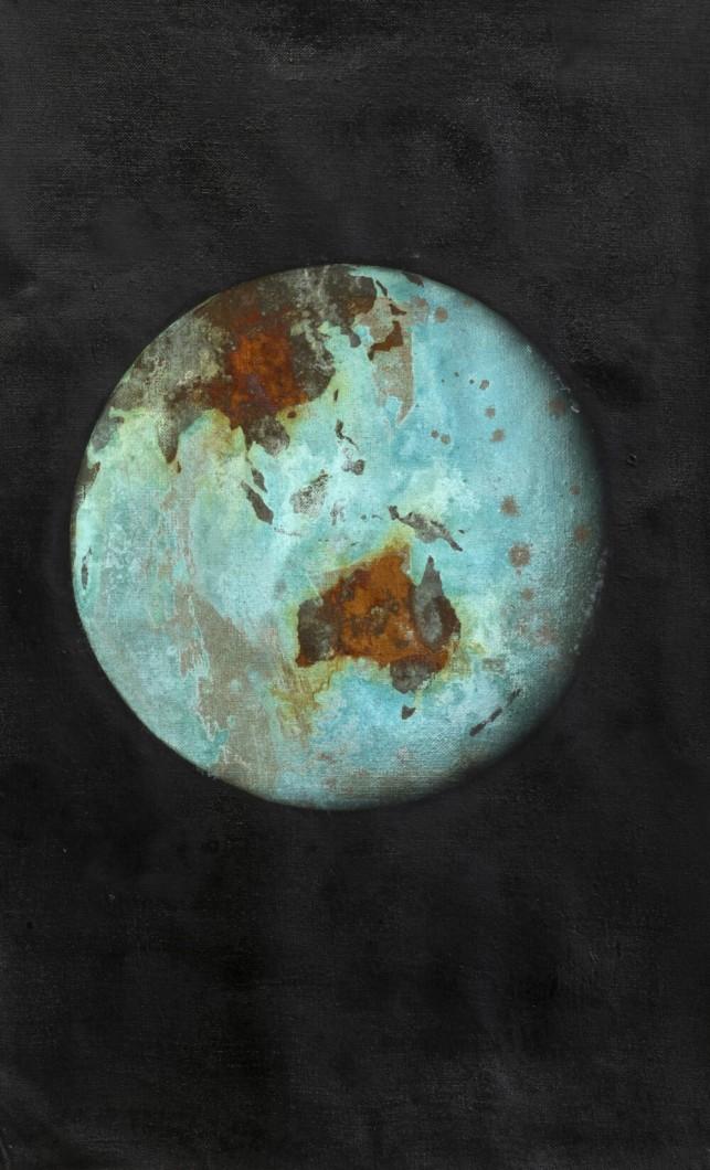 JOHN KEANE: FLAT EARTH