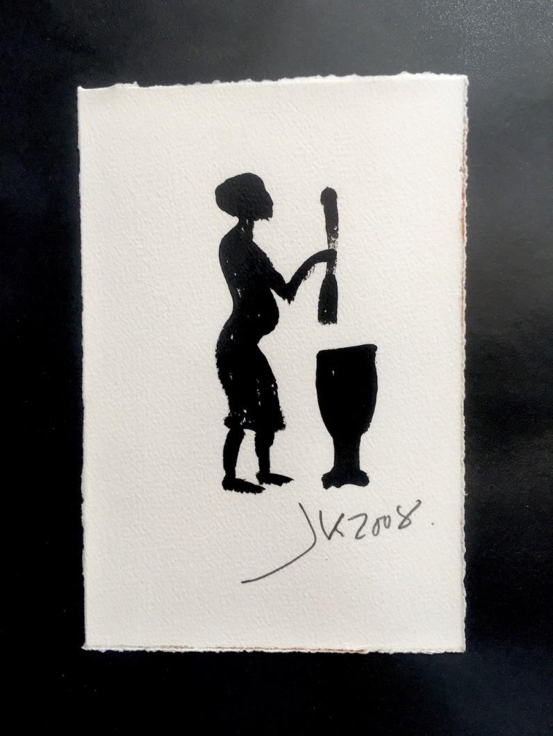 Angola Drawing 2008