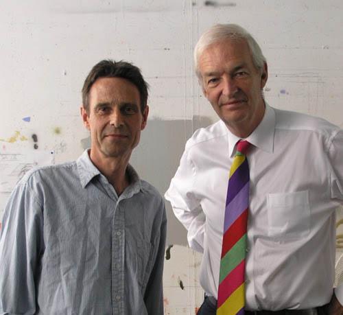 John Keane in conversation with Jon Snow. Monday 21st November, 8-10pm at Flowers Gallery, Kingsland Road, London