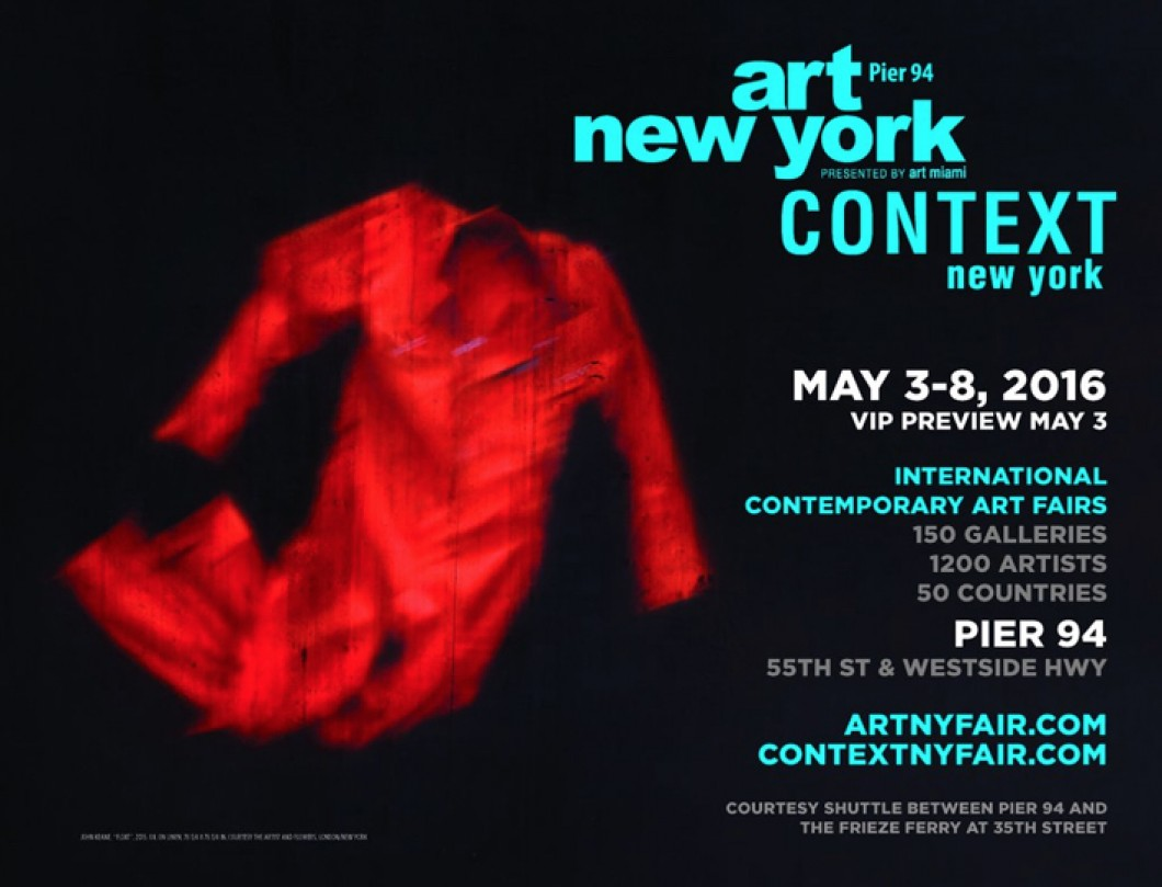 NEW YORK ART FAIR May3-8