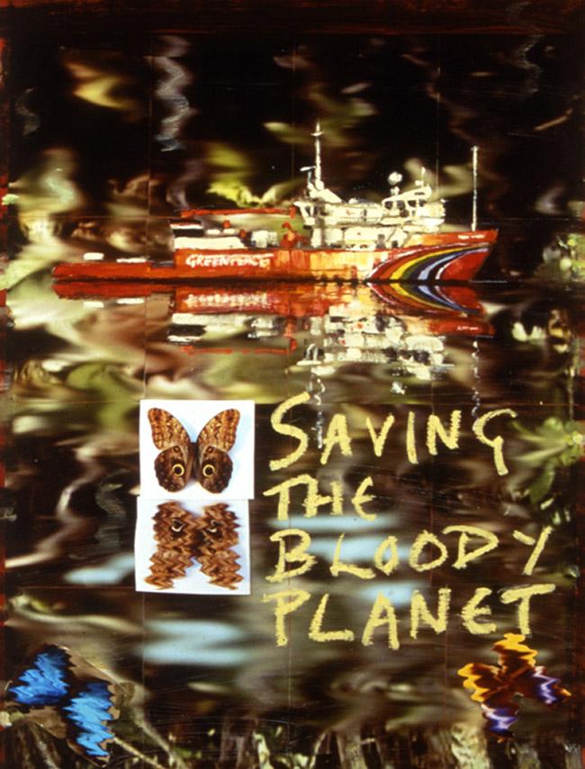 Saving the Bloody Planet