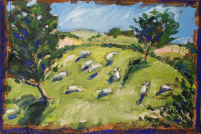 http://www.johnkeaneart.com/assets/images/medjpg/sheep.jpg